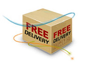 Free Delivery for all Web Orders